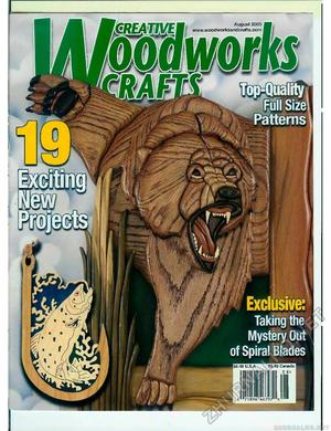 Creative Woodworks & crafts 2005-08