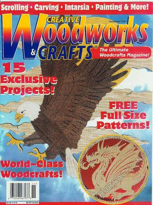 Creative Woodworks & crafts 1999-11