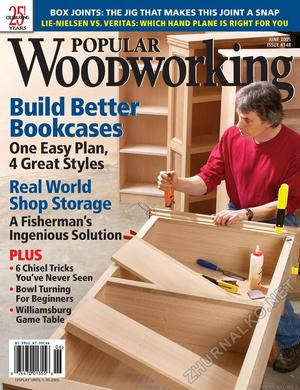 Popular Woodworking 2005-06 № 148