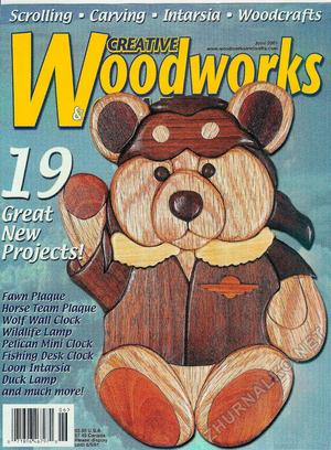 Creative Woodworks & crafts 2001-06