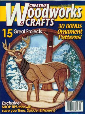 Creative Woodworks & crafts 2004-11