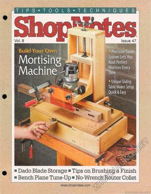 47 - Build Your Own Mortising Machine
