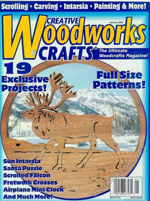 Creative Woodworks & crafts 2000-01