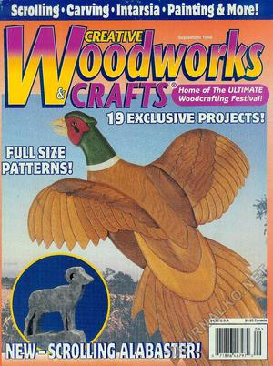 Creative Woodworks & crafts 1998-09