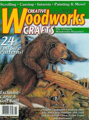 Creative Woodworks & crafts 2000-11