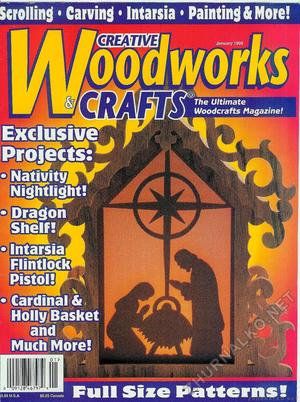 Creative Woodworks & crafts 1999-01