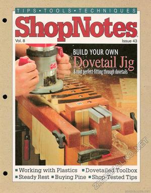 43 - Build Your Own Dovetail Jig