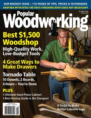 Popular Woodworking 2004-10 № 143